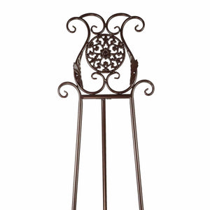 Ornate Metal Display Easel