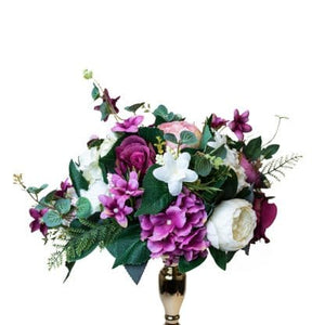 Flower Ball Centrepiece – Country Flower Mix