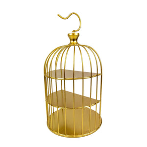 Bird Cage Cake Stand