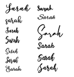 Load image into Gallery viewer, Decal - Personalised Name/Sayings