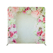 Load image into Gallery viewer, Backdrop - Mixed Floral Shaggy