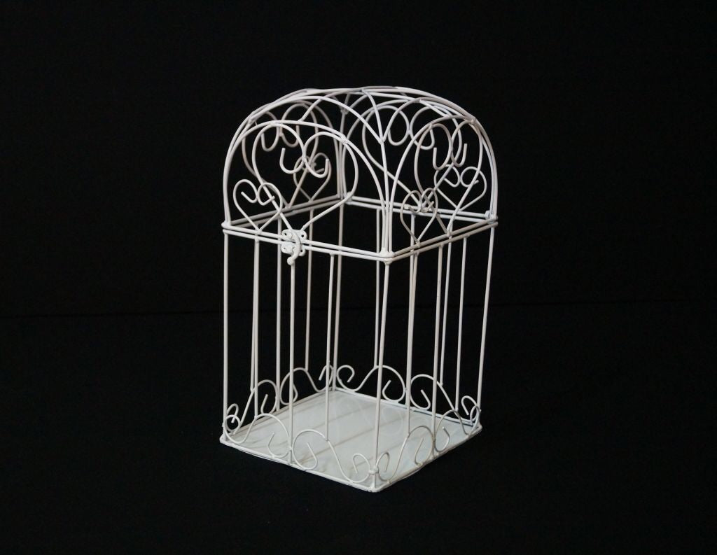 Wire Wishing Well