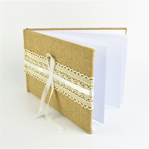 Hessian Guestbook