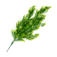 Load image into Gallery viewer, Artificial Asparagus Fern Spray