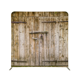 Backdrop - Barn Door