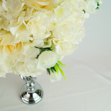 Load image into Gallery viewer, Flower Ball Centrepiece – Rose and Hydrangea