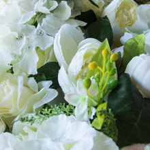 Load image into Gallery viewer, Giant Artificial Flower Wreath