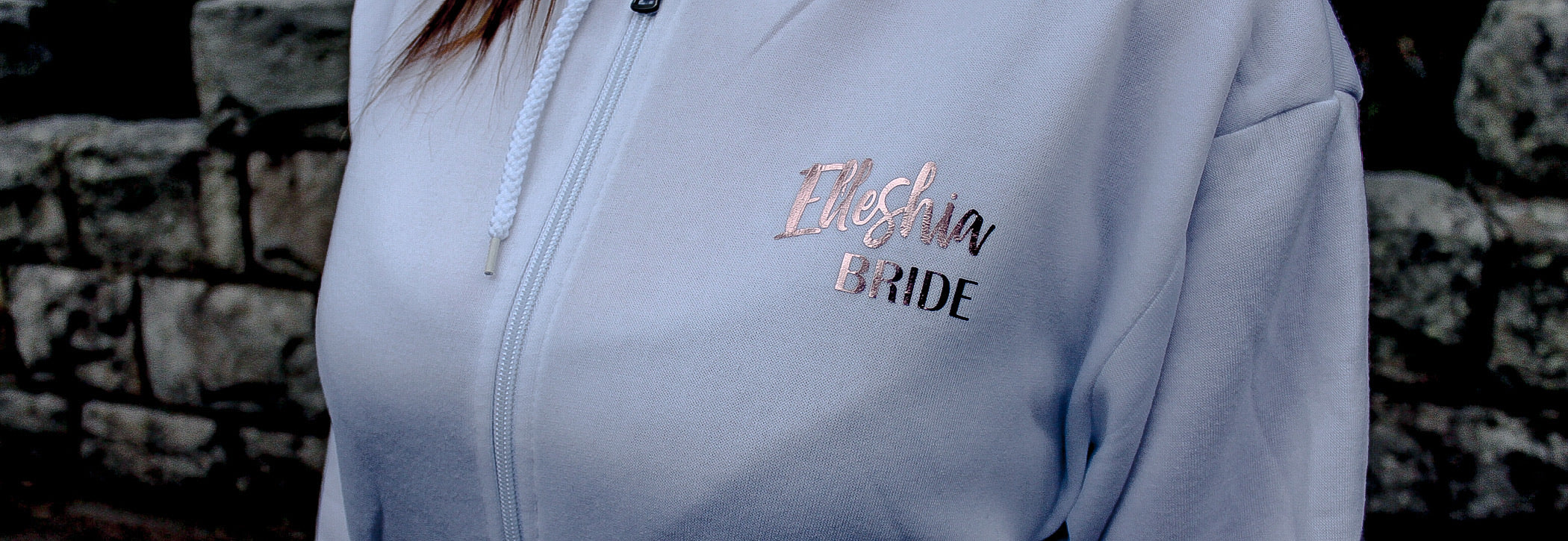 Bridal Party Zip Hoodie
