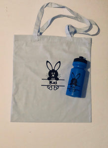 Easter Bag & Drink Bottle