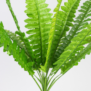 Artificial Boston Fern Spray