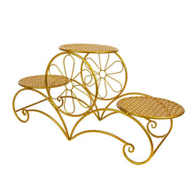 Load image into Gallery viewer, Ornate Three Tier Cake Stand