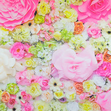 Load image into Gallery viewer, Backdrop - Mixed Floral Bright
