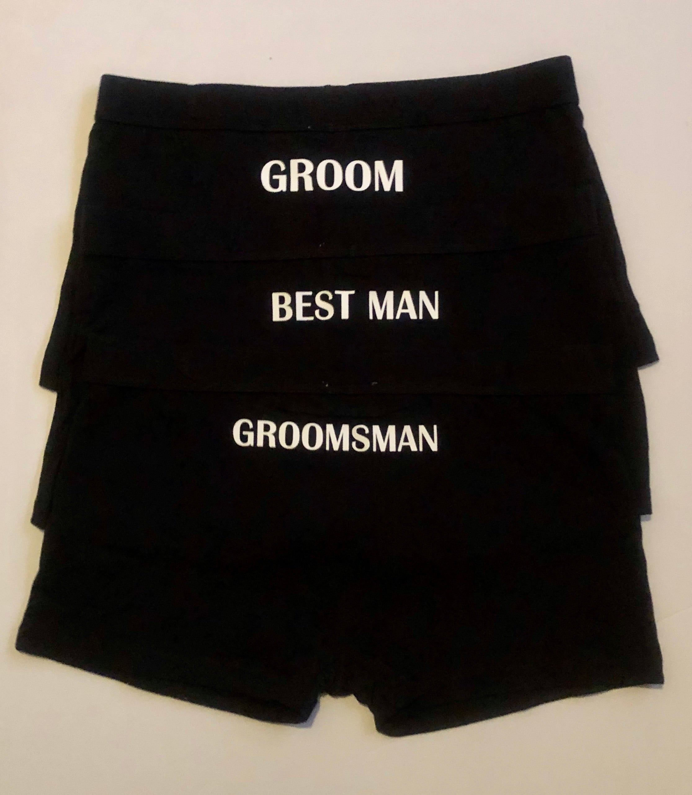 Men's Bridal Undies