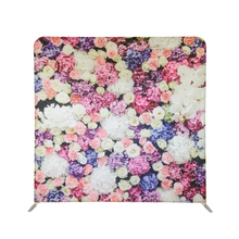 Load image into Gallery viewer, Backdrop - Mixed Floral Pastel