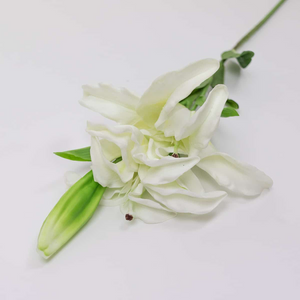Artificial Deluxe Lily Stem