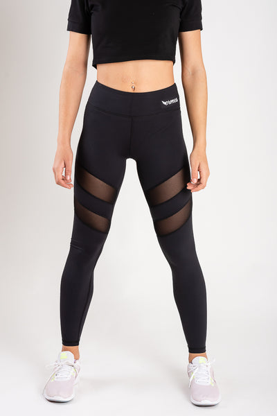 Athena Black Leggings