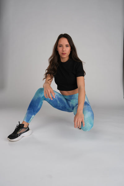 Cloudy Sky Leggings