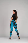 Prussian Blue Leggings