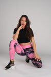 Daliha Pink Leggings