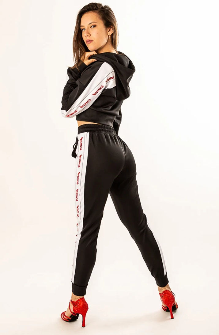 Women's Black Sports Set