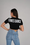 Bold Ermes Dance Women's T-shirt