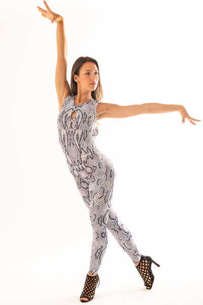 Dionisia Jumpsuit Snake