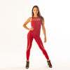 Mono Ermes Sculpture RED Jumpsuit