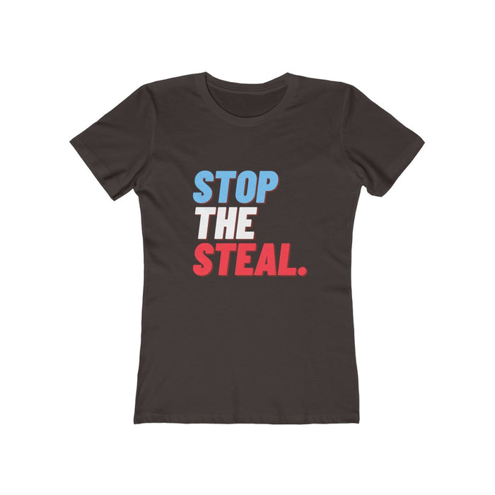 Stop The Steal Woman's T-Shirt