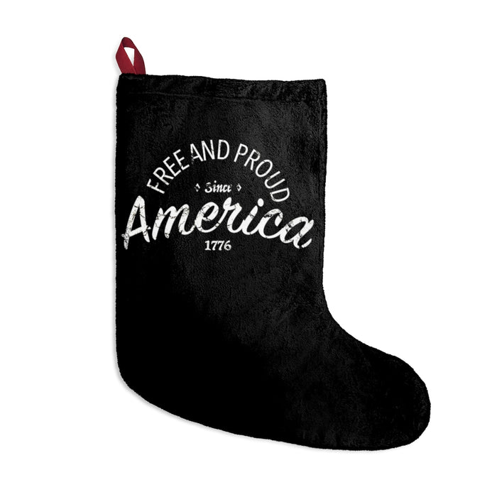 Proud American Christmas Stocking