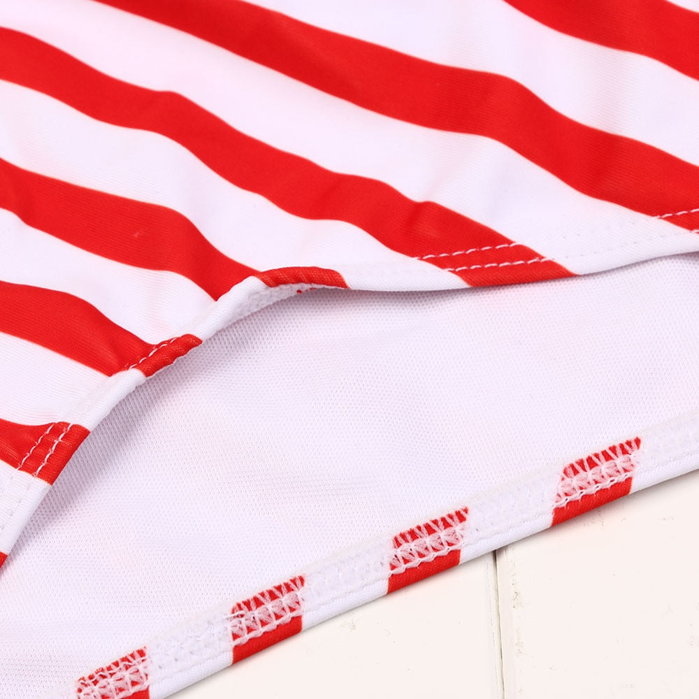 American Flag One Piece Bathing suit