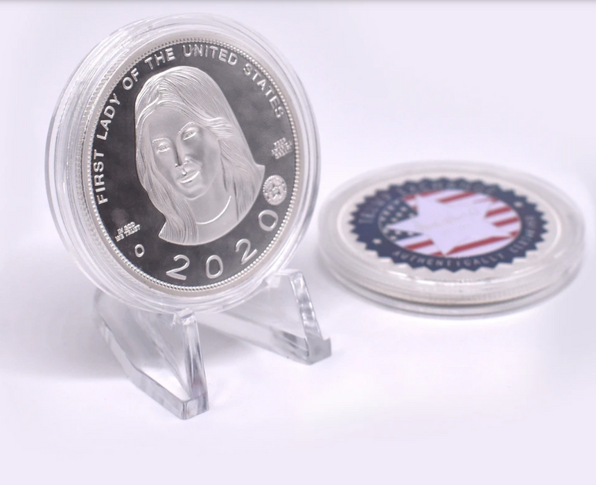 First Lady Melania Trump Coins