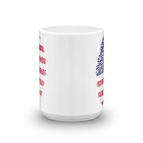 Image of American Is Our Identity Mug