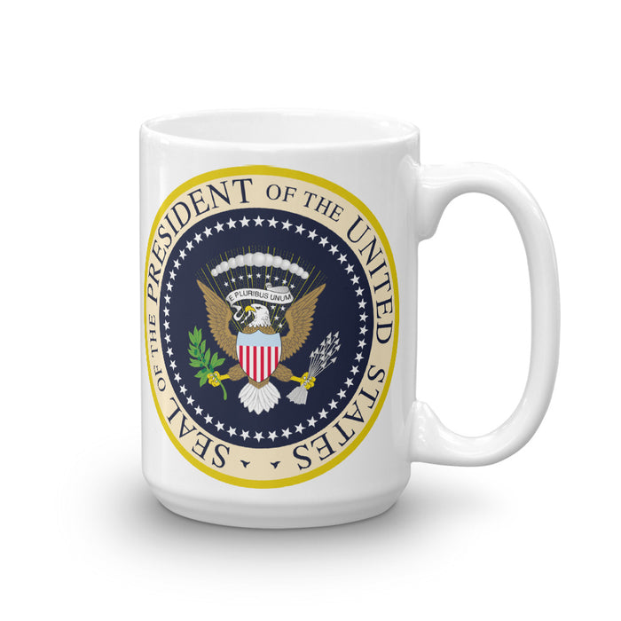 Seal Of The President Mug