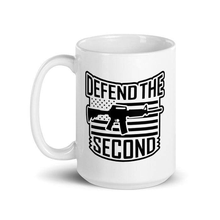 Defend The Second Mug