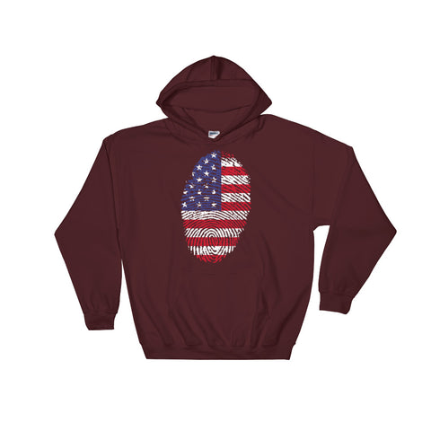 Image of American Is Our Identity Hoodie