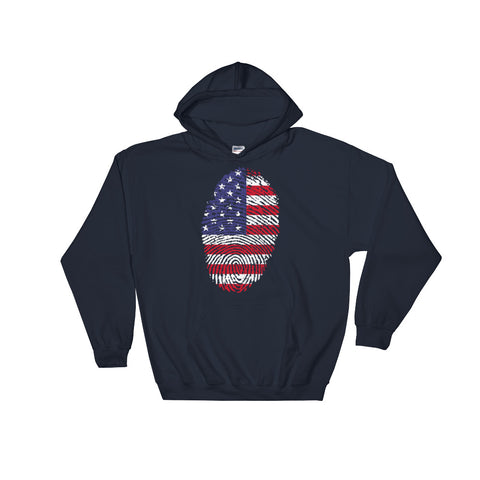 American Is Our Identity Hoodie