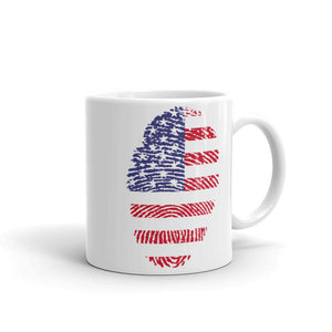 American Is Our Identity Mug