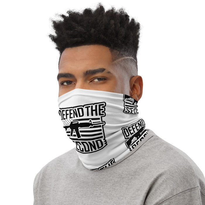 Defend The Second Neck Gaiter