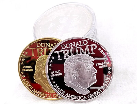 Image of Trump First Term Commemorative Coins