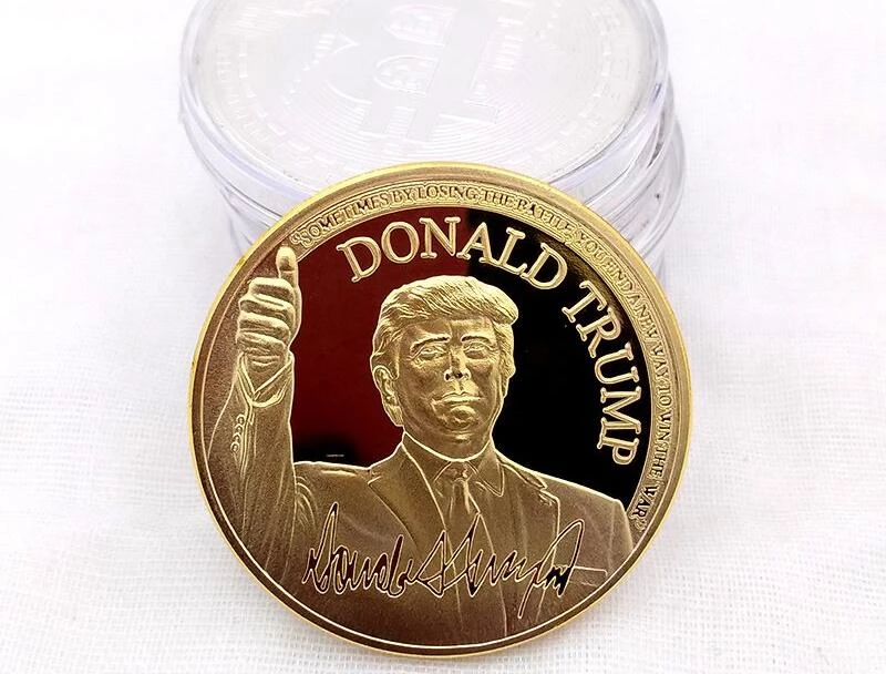 Trump First Term Commemorative Coins