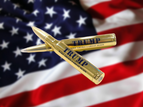 Image of Trump Bullet Pens