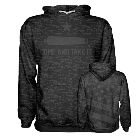 Come and Take It Hoodie v2