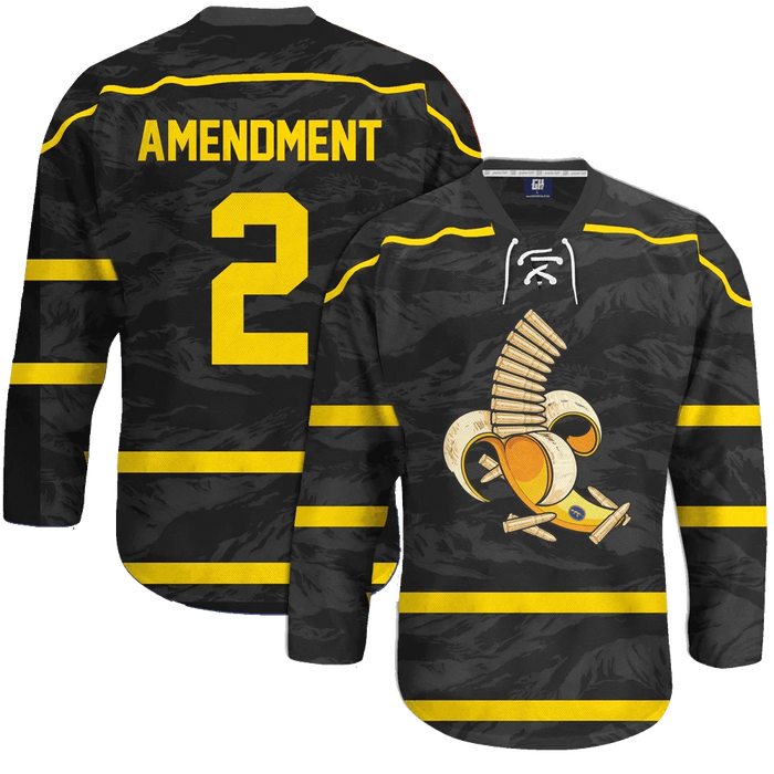 Banana Clips Hockey Jersey
