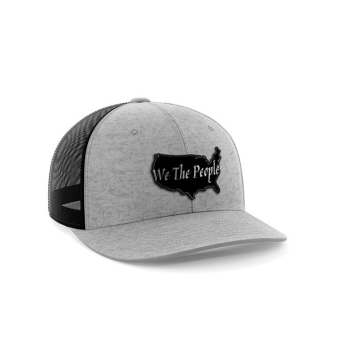 We The People USA Leather Patch Hat