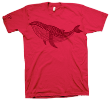 Load image into Gallery viewer, ALE WHALE TEE - WOMEN'S CUT