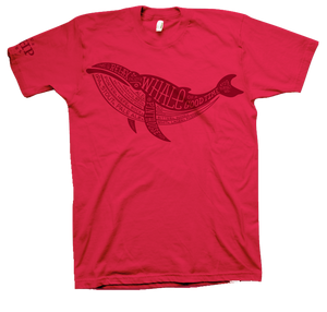 ALE WHALE TEE - WOMEN'S CUT
