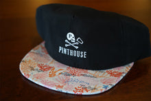 Load image into Gallery viewer, PINTHOUSE CRISPY WAVES HAT - BILL PATTERN