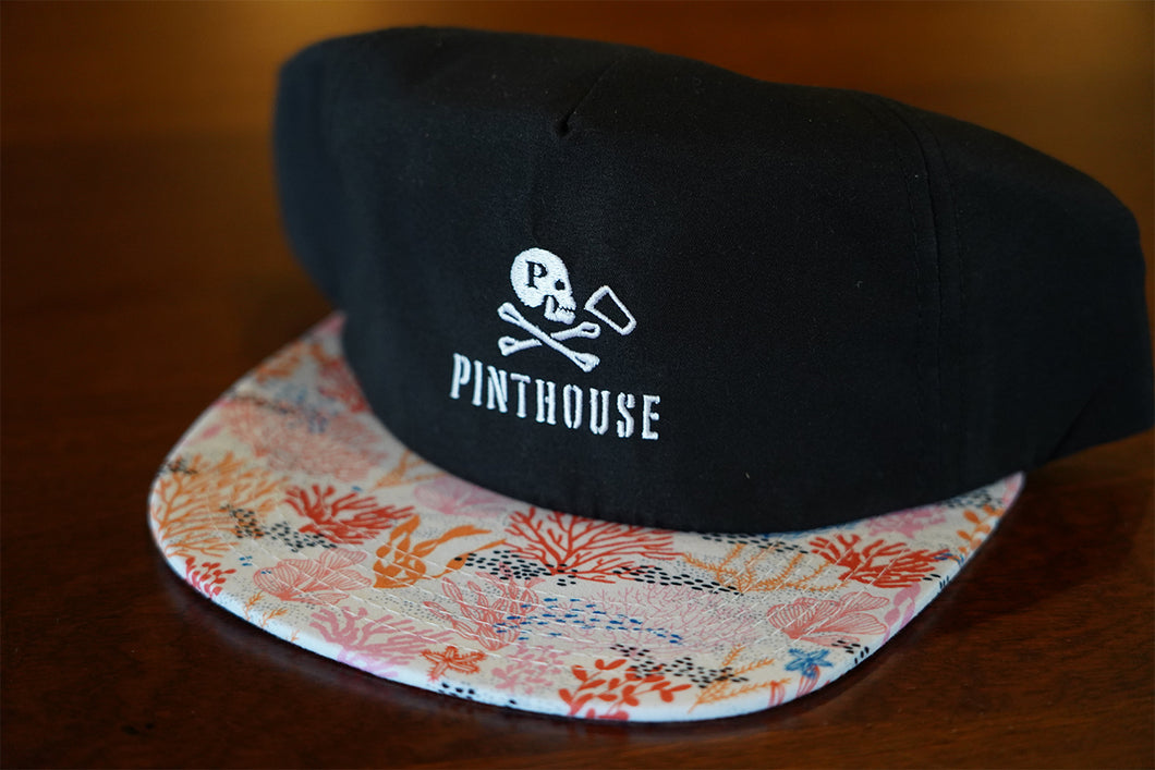 PINTHOUSE CRISPY WAVES HAT - BILL PATTERN