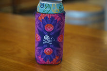 Load image into Gallery viewer, 16 OZ. ELECTRIC JELLYFISH KOOZIE