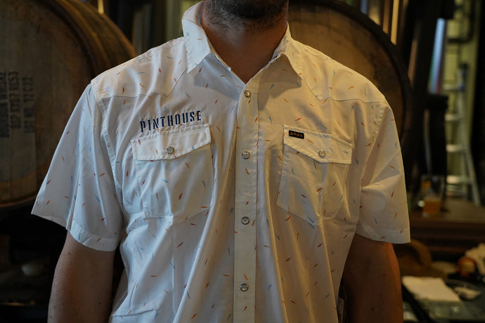 HOWLER BROS. + PINTHOUSE BUTTON-UP SHIRT
